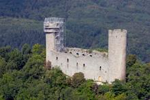 Château d'Andlau (Bas-Rhin)