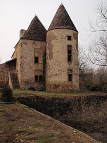 Château d'Arginy (Rhône)