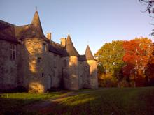 Château de Callac (Morbihan)