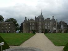 Château de la Bourbansais (Ille-et-Vilaine)