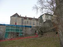 Château de La Roche (Nièvre)