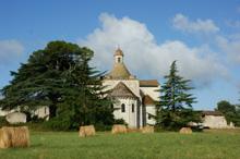 Prieuré de Moirax (Lot-et-Garonne)
