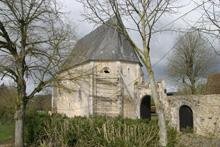 Logis de Moullins (Sarthe)