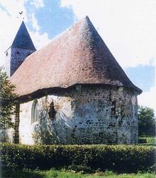 Église de Villevillon (Eure-et-Loir)