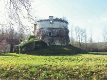 La Tour de l'Architecte à Monthoiron (Vienne)