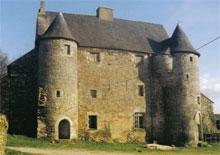 Manoir Sainte-Suzanne de Bodel à Caro (Morbihan)