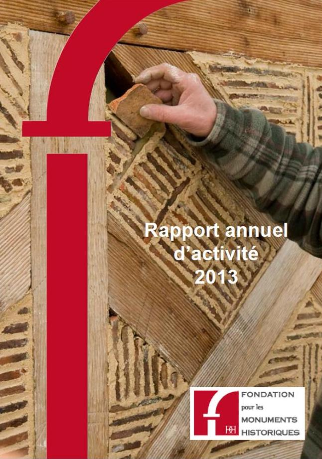 Rapport annuel 2013 image