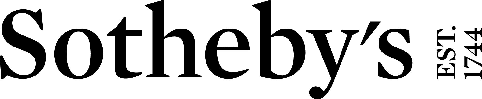 logo Sotheby's 2016