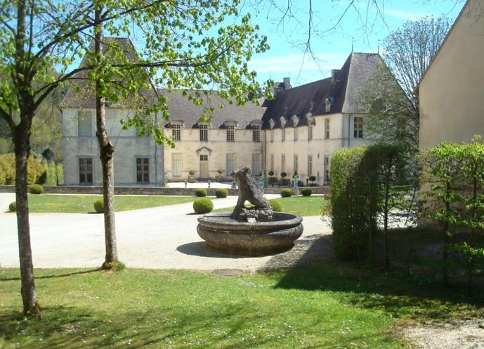 chateau de montmoyen