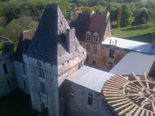 Château de Laxion (Dordogne)