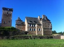 Château de Tholet (Aveyron)