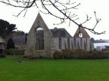 Abbaye Notre-Dame des Anges (Finistère)