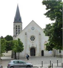 Église Saint-Saturnin (Hauts-de-Seine)