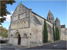 Église Saint Jean-Baptiste (Charente)