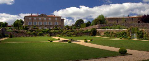 Jardins du château de Brogieux