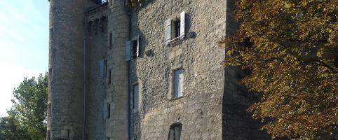 Château de Montvéran
