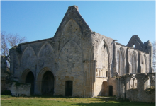 Abbaye Sainte-Marie de Longue (Calvados)