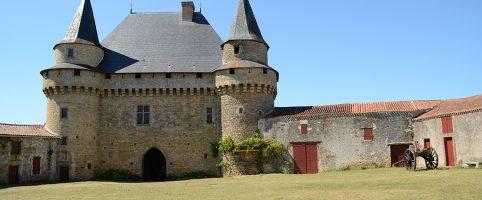 Château de Sigournais