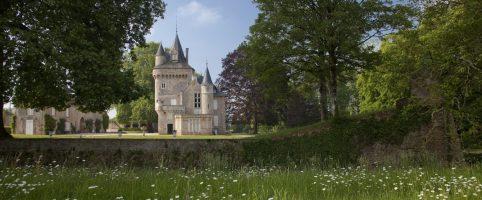Château des Roches-Baritaud