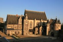 Château d'Angers (Maine-et-Loir)