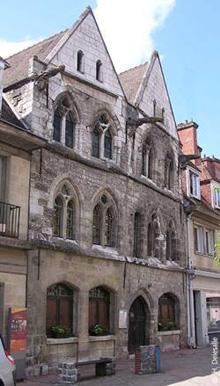 Maison des Templiers (Seine-Maritime)