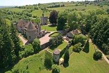 Château de Couches (Saône-et-Loire)