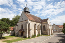 Église Saint-Saturnin (Seine-et-Marne)