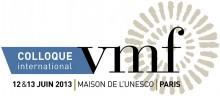 Colloque des Vieilles Maisons Françaises – 12 et 13 juin 2013