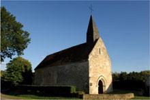 Église Notre-Dame de Courthioust (Orne)