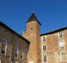 Château de La Bâtie (Ain)