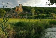 Château de Commarque (Dordogne)