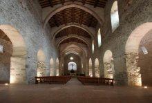 Abbaye Saint-Michel de Cuxa (Pyrénées-Orientales)