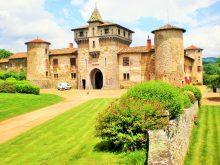 Château de Saconay (Rhône)