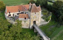Château de La Grand'Cour (Cher)