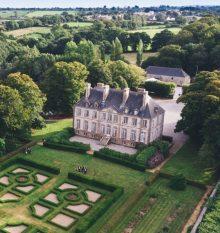Château de Carneville (Manche)