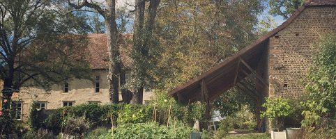 Jardins du château de Momas
