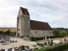 Eglise de Sainte-Céronne-lès-Mortagne (Orne)